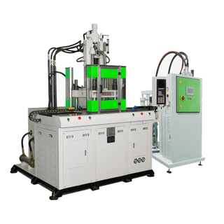 double slide injection molding machine